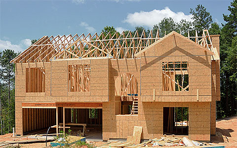 New Construction Home Inspections from Blue Line Home Inspections