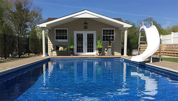 Pool and spa inspection services from Blue Line Home Inspections