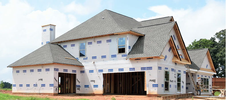 Get a new construction home inspection from Blue Line Home Inspections